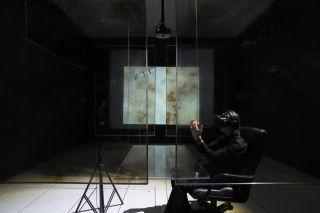 Kitty Clark: Mr. Nobody, installation view at Phoenix, 2016