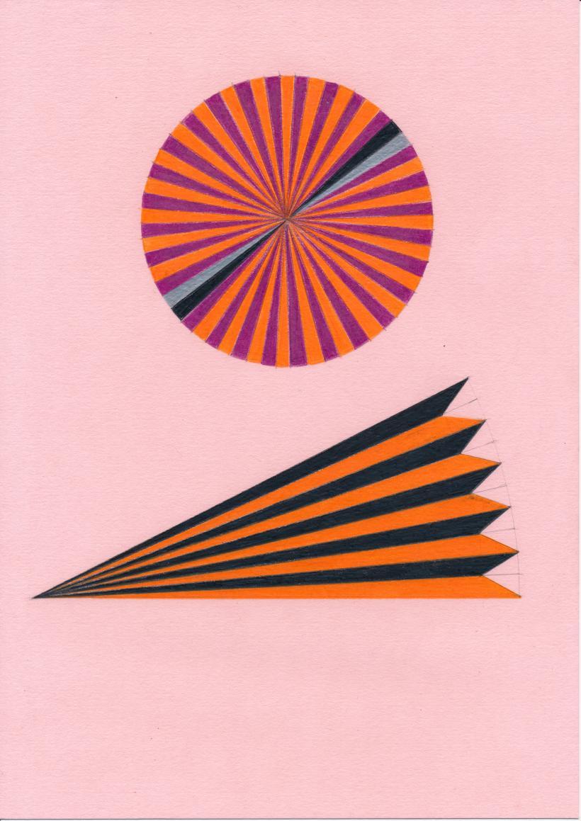 Pas de Trois (Pink II)