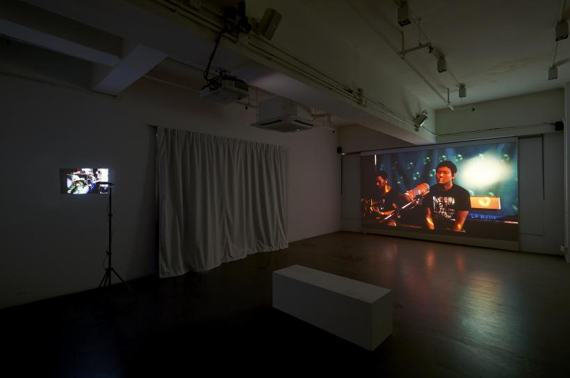 Apichatpong Weerasethakul: The Serenity of Madness, installation view at Para Site, 2016.