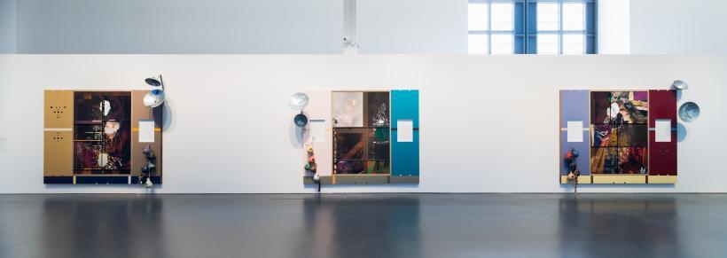 Helen Marten, Under Blossom: Lousy Elegy, 2015