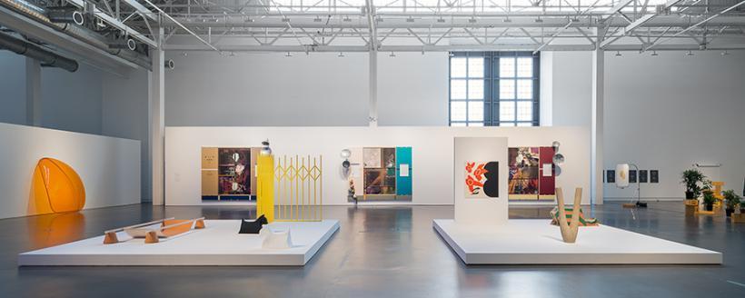 OVERPOP installation view at Yuz Museum Shanghai, 2016