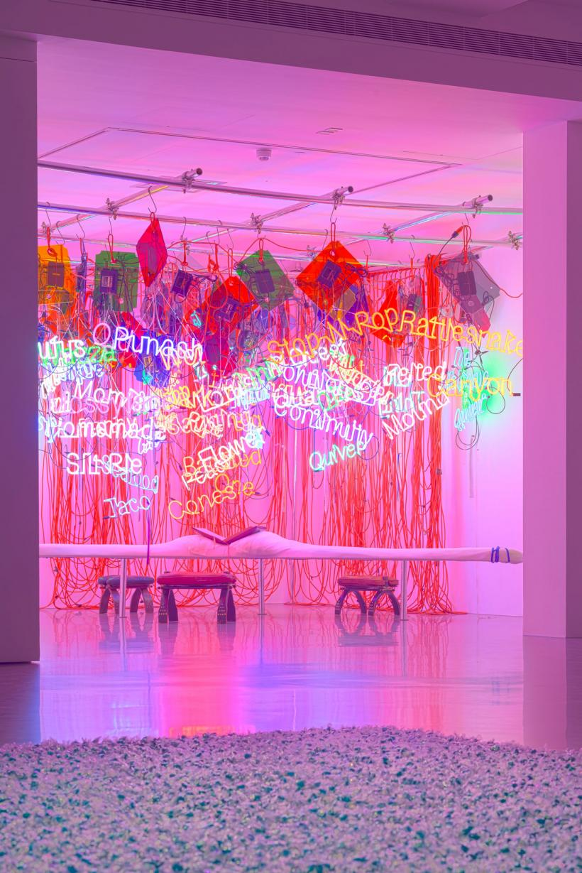 Jason Rhoades, Untitled 2004