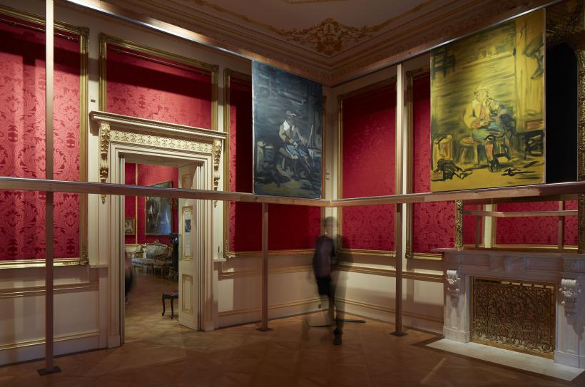 The Middle - Tom Ellis at the Wallace Collection, London until 27 November 2016
