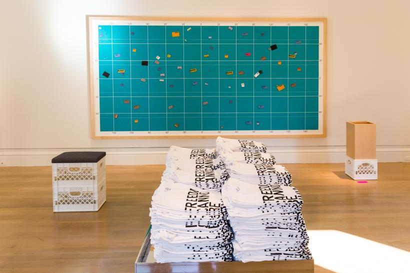 Take Me (I'm Yours), installation view at the Jewish Museum, 2016.