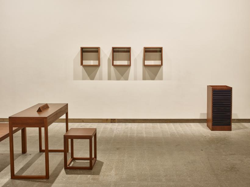 Dayanita Singh, Museum of Shedding, installation view