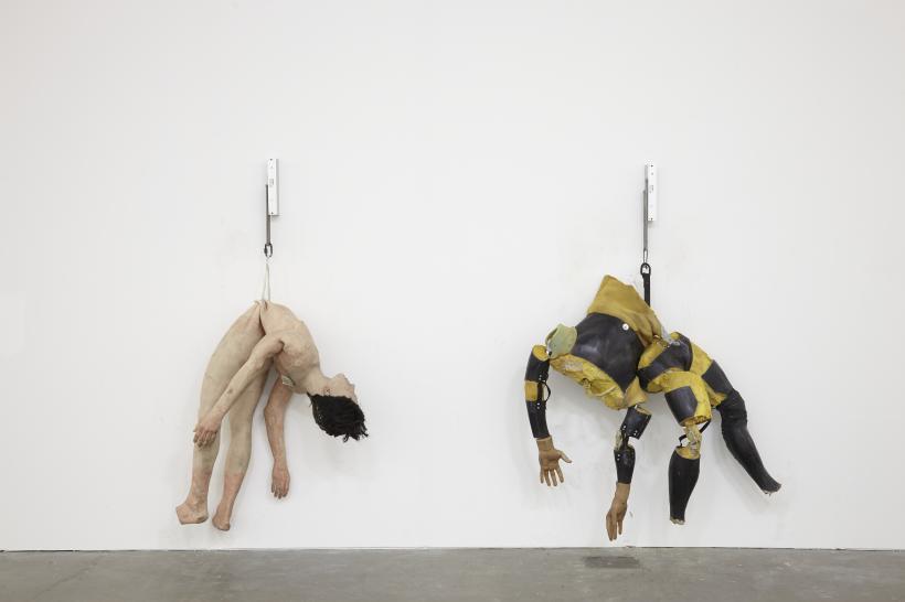 Roger Hiorns, installation view at Ikon galley, 2016