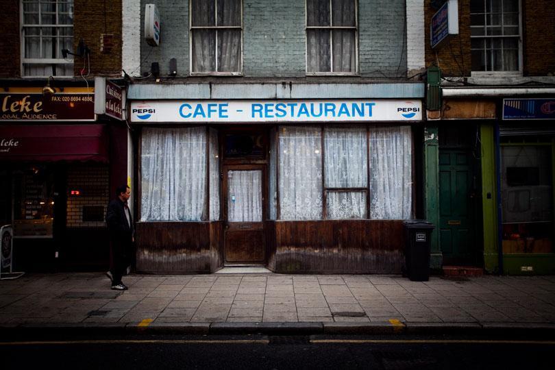 Cafe on Deptford High Street 2