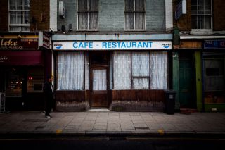 Cafe on Deptford High Street 2