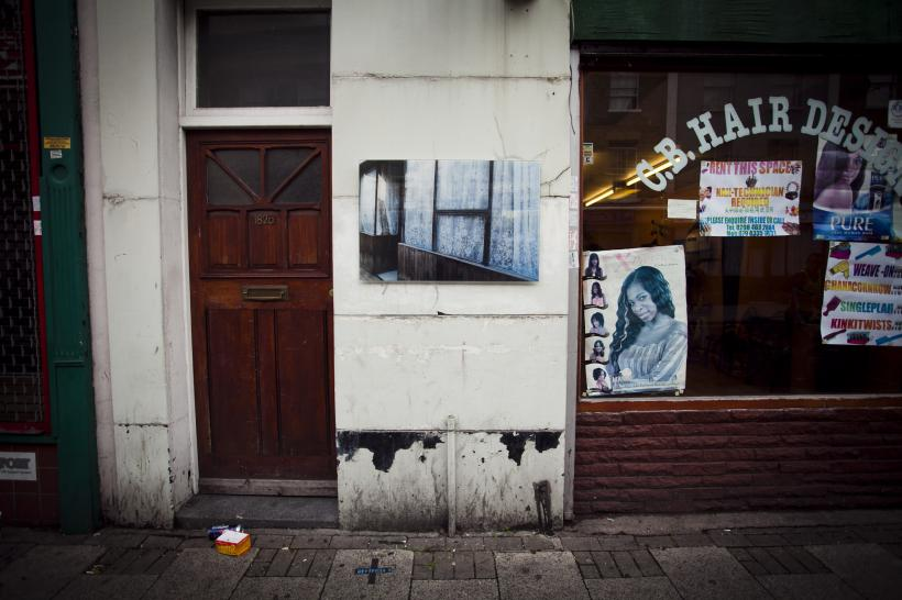 Shelley Theodore Photography sited on Deptford High Street
