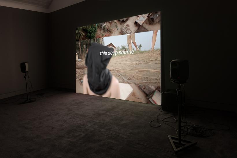 Jerwood Solo Presentation – Imran Perretta