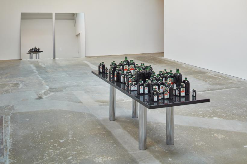 Yuki Kimura: Inhuman Transformation of New Year's Decoration, Obsolete Conception or 2, installation view at Wattis Institute of Contemporary Arts, 2016