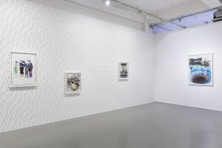 Installation view gallery 2