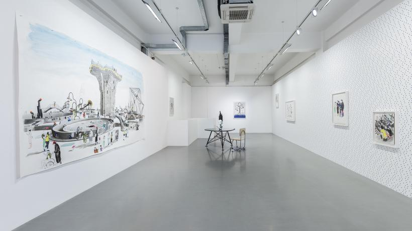 Installation view gallery 4