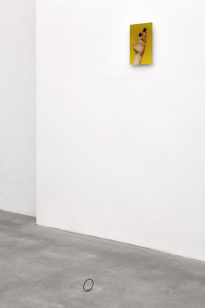 Ode de Kort, 'O froooom O toooo O', 2017, exhibition view, SpazioA, Pistoia