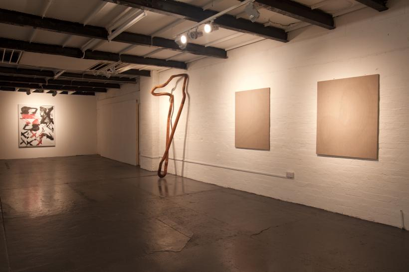 SEVENTEEN, installation view at Centrala, 2017