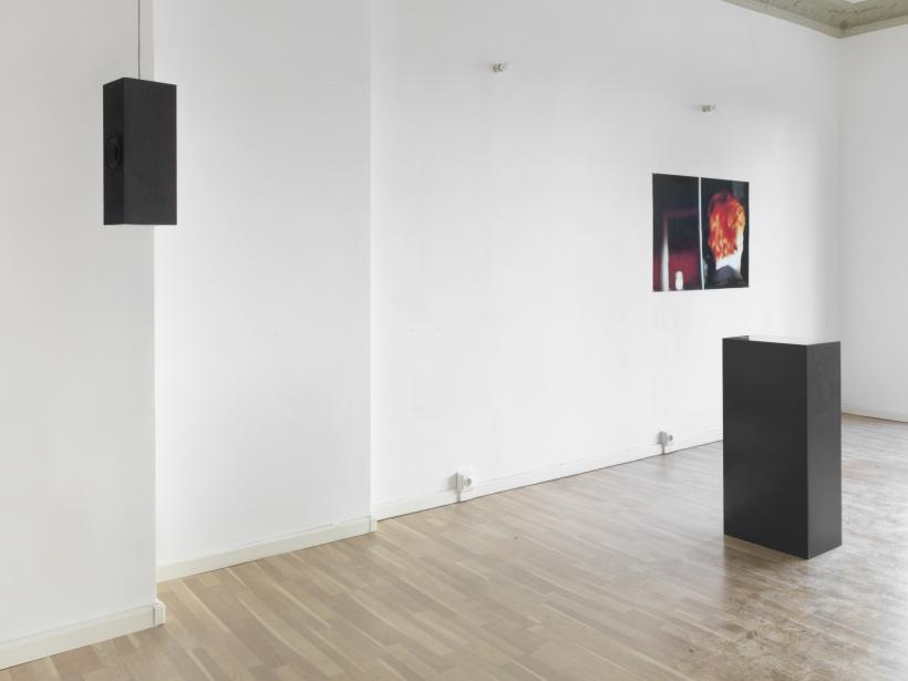 Christopher Petit: In What's Missing, Is Where Love Has Gone, installation view at Decad, 201