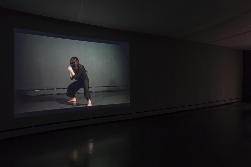 Beatrice Dillon, Florence Peake and Anne Tetzlaff, Untitled, 2017. HD video, 9 min 7 sec