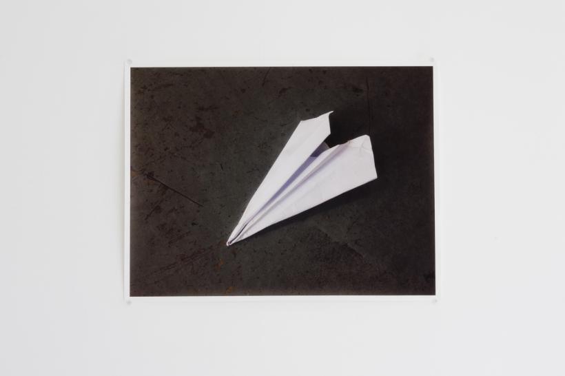 Marion Coutts, Paper Plane 34, 2017. Archival pigment print, Edition of 10 + 1 AP, 58 x 43 cm
