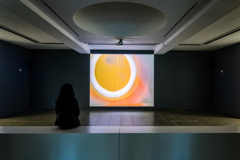A World View, John Latham, Speak, 1962, Installation view, Serpentine Gallery, London, 1 March 2017 - 21 May 2017