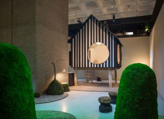 The Japanese House: Architecture and Life after 1945. Installation View, Barbican Art Gallery, London, 23 March - 25 June 2017