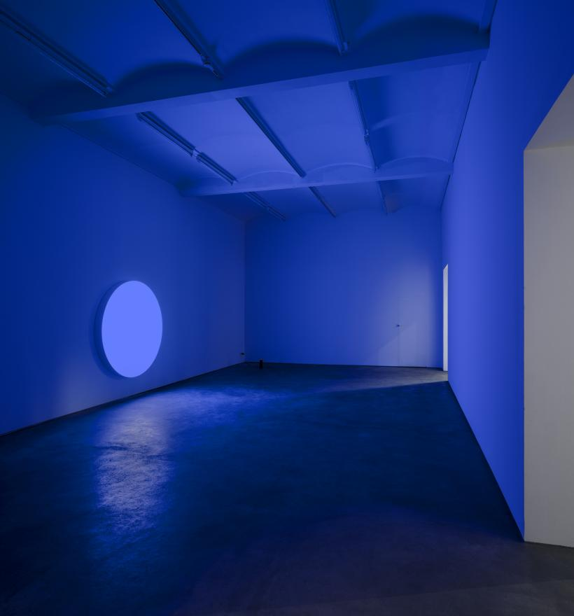 Installation view, Pamela Rosenkranz: She Has No Mouth