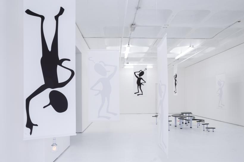 Installation view, Ways of Seeing at Turf Projects