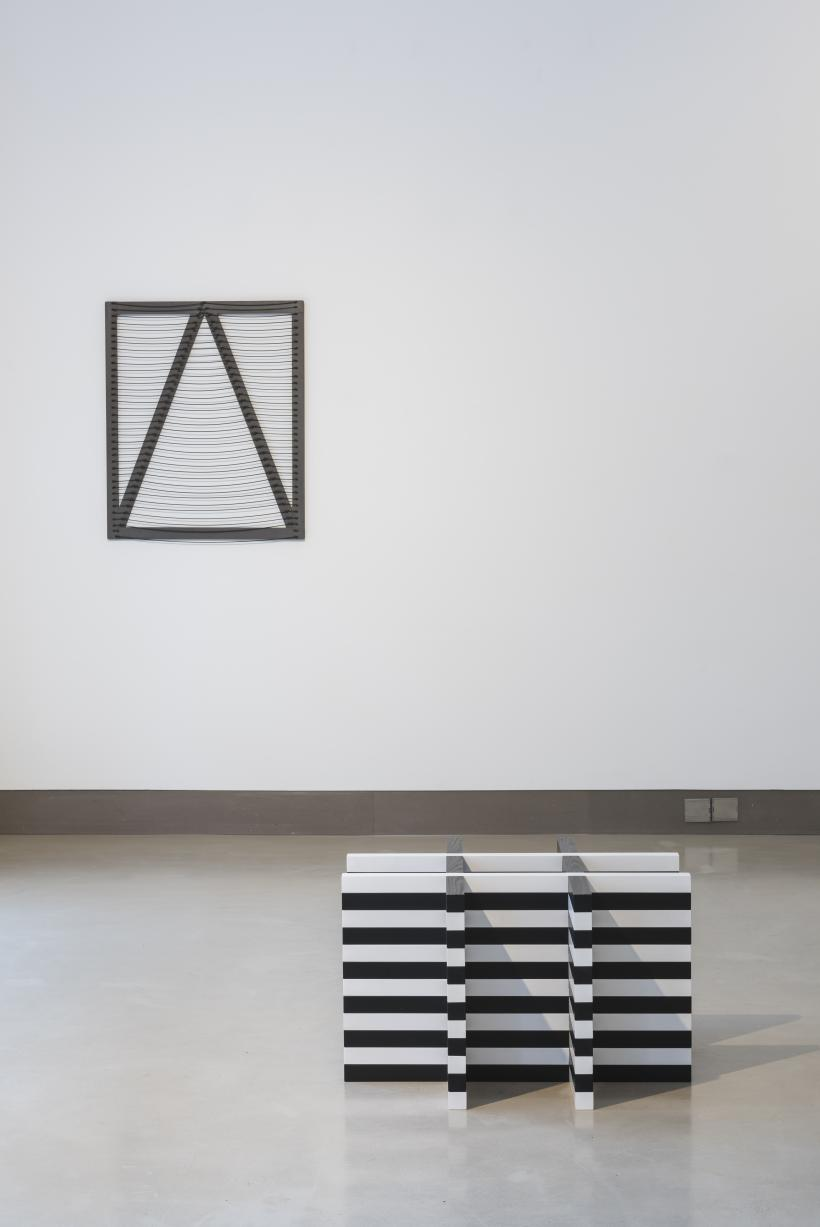 Minimalist Anyway, Installation view at White Rainbow, London, 2017.