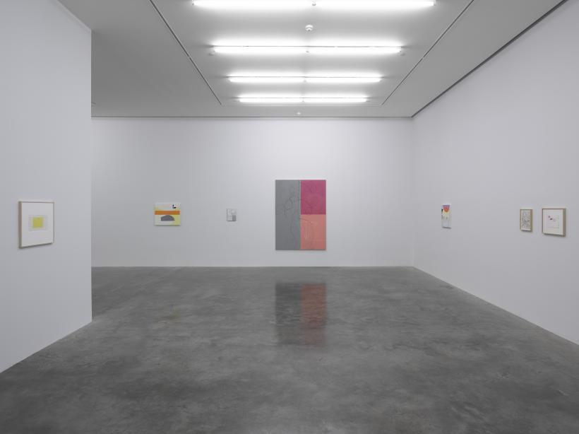 Jürgen Partenheimer, Lichtschwarm, White Cube Bermondsey, 28 April - 18 June 2017