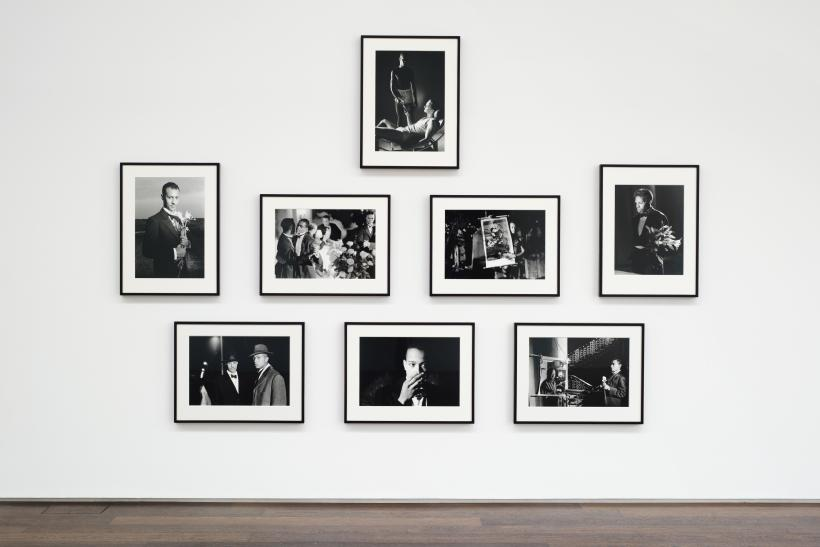 """Installation view, Isaac Julien: """"I dream a world"""" Looking for Langston"""