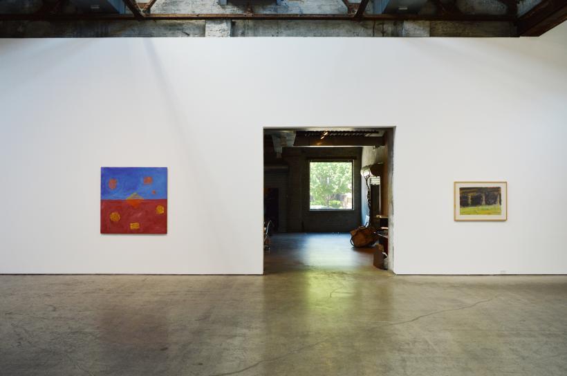 Installation view, Paterson Ewen, Olga Korper Gallery