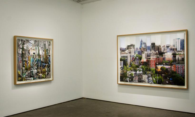 Installation view, Klein Sun Gallery