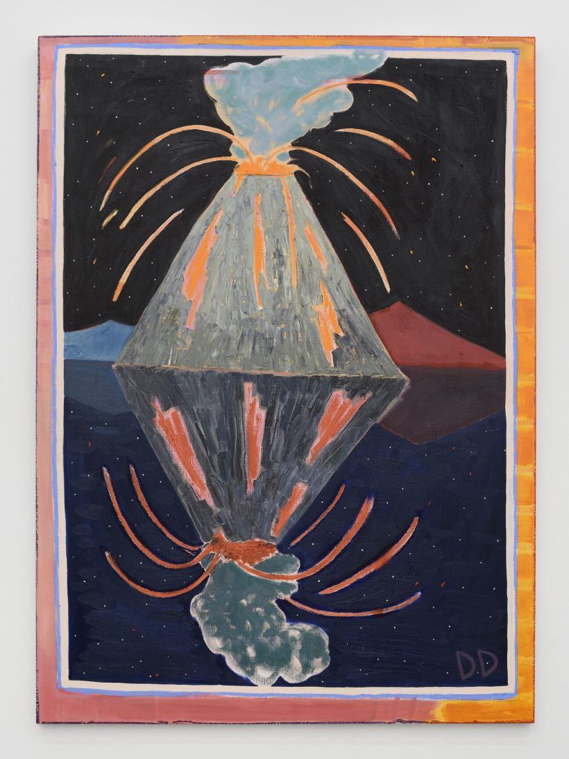 Underwater Cinder Cone