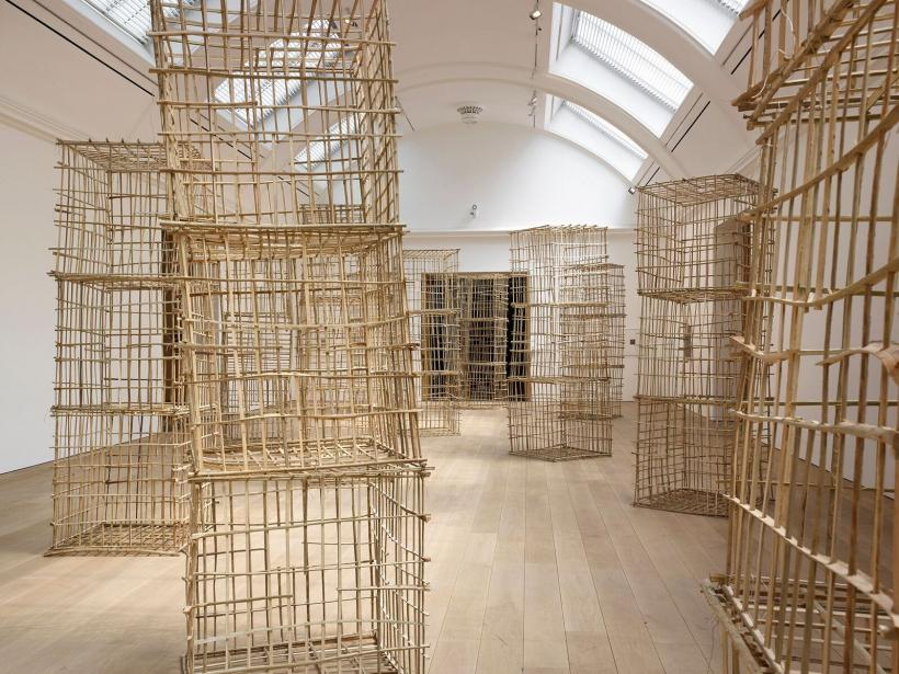 Susan Helfuna, ToGather, Installation view, The Whitworth, 2017