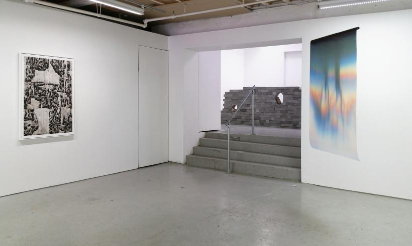 Soon Comes Night, installation view at Birch Contemporary, courtesy the artists and Birch Contemporary