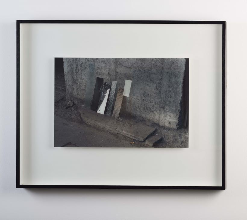 Richard Wentworth, Tirana 1999, Occasional Geometries, 2000, Arts Council Collection, Southbank Centre, London