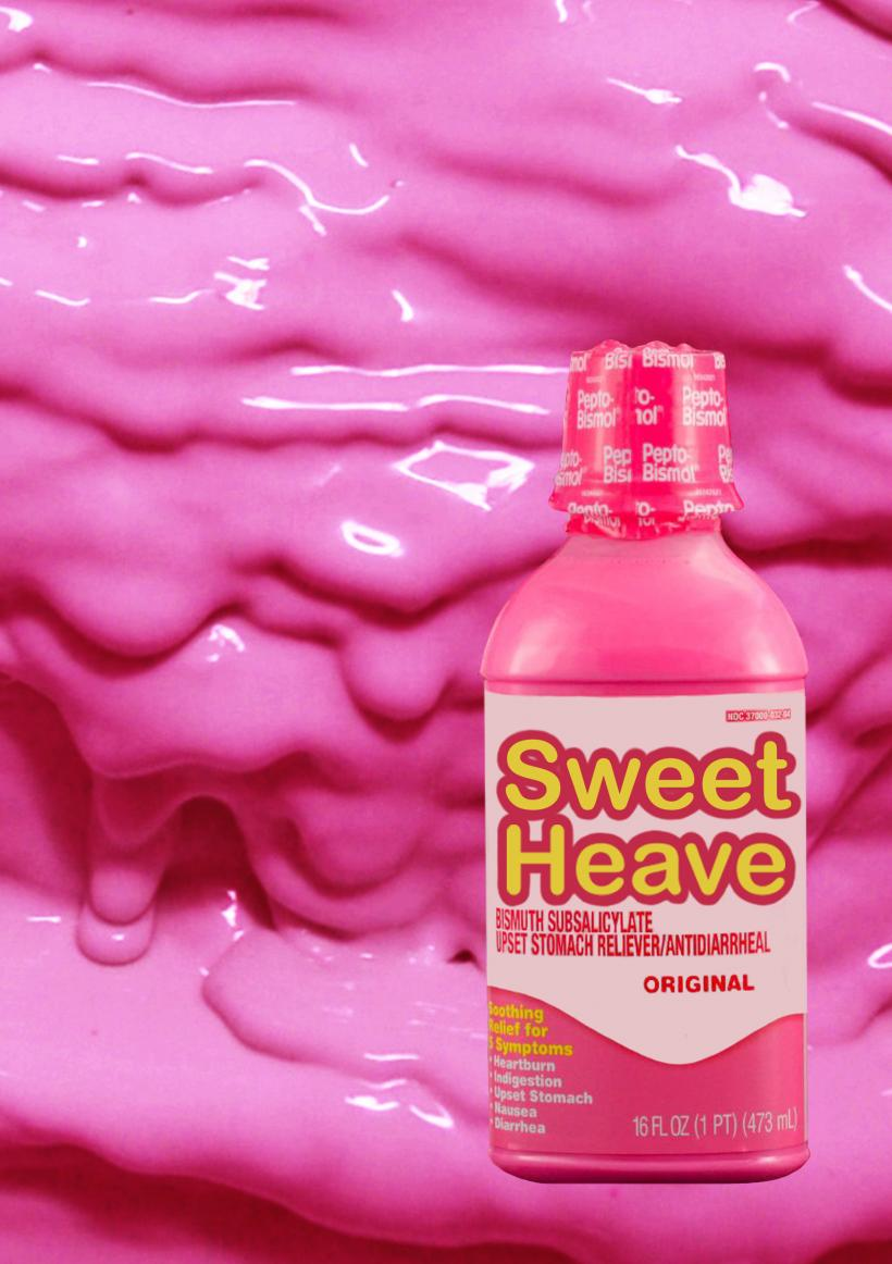 Sweet Heave (Phil Swan & Laura Dee Milnes), 2017