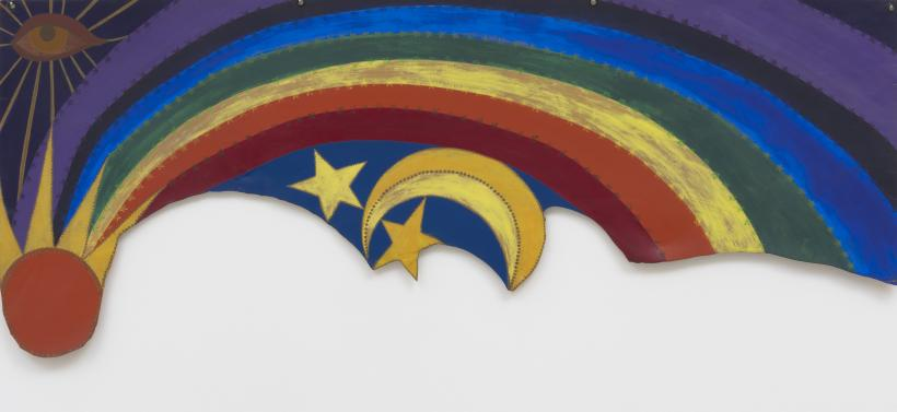 Betye Saar, Rainbow Mojo