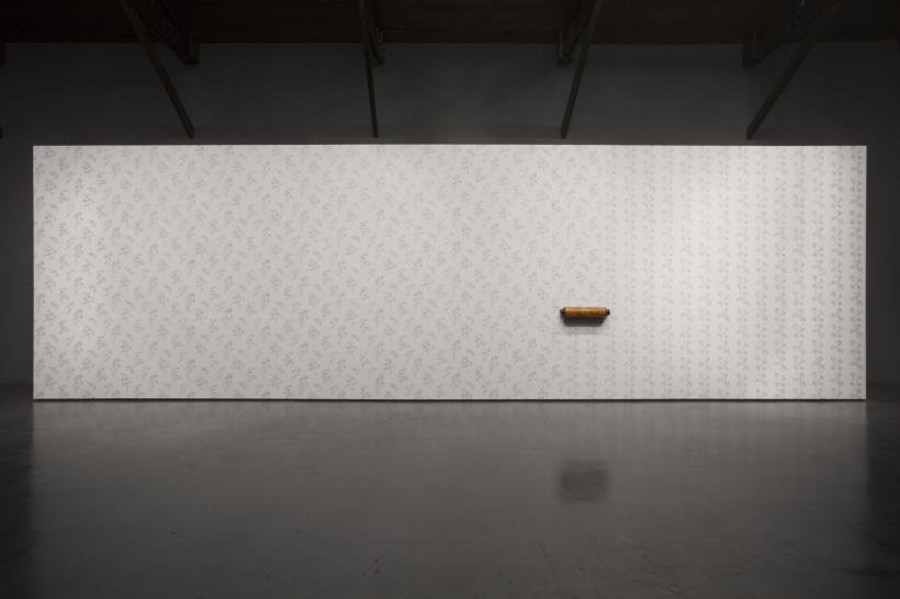 Installation view of All of a Tremble (Encounter II)