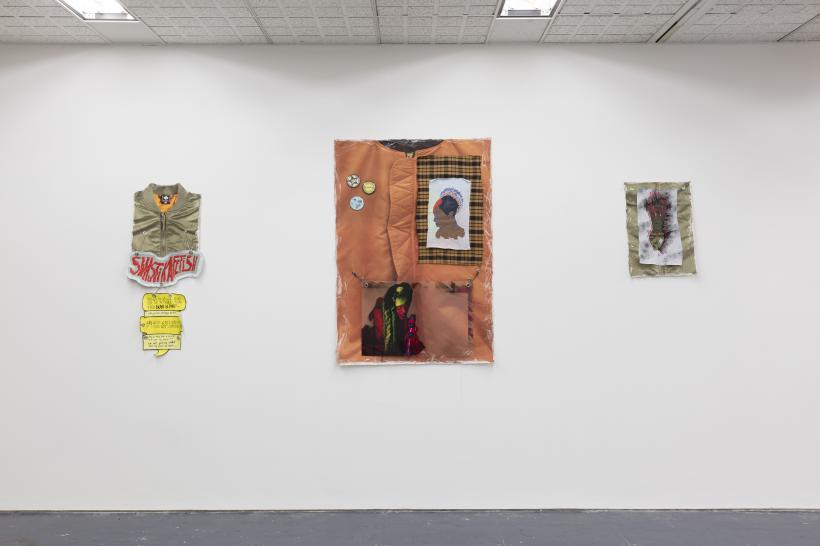 Installation view, Project Narrative Informant