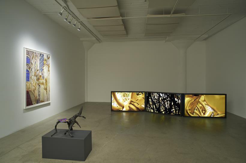 Hollow and Swell, Installation view