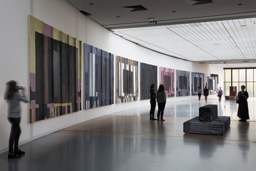 Academy of Tal R, Installation view