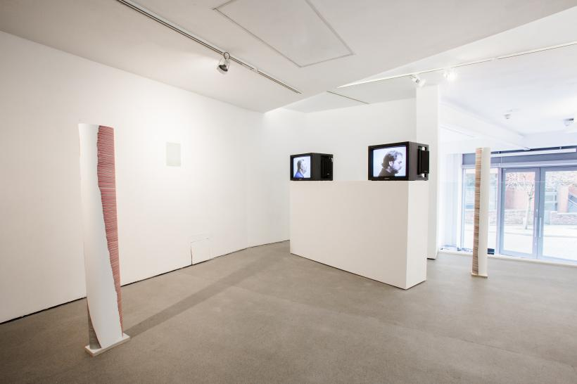 And a 123 installation view