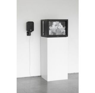 Installation shot. Marina Abramovic. AAA   AAA. 1978. Courtesy the artist and Lisson Gallery
