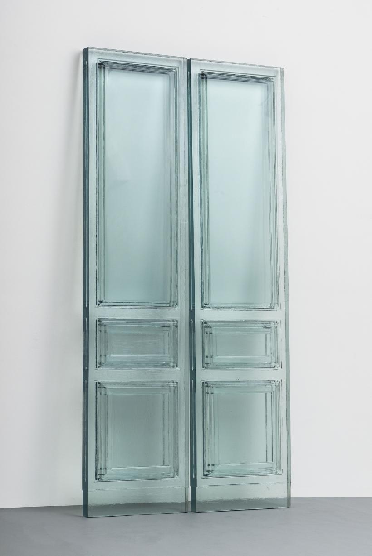 Due Porte, 2016, Resin, 2470 x 1240 x 80 mm