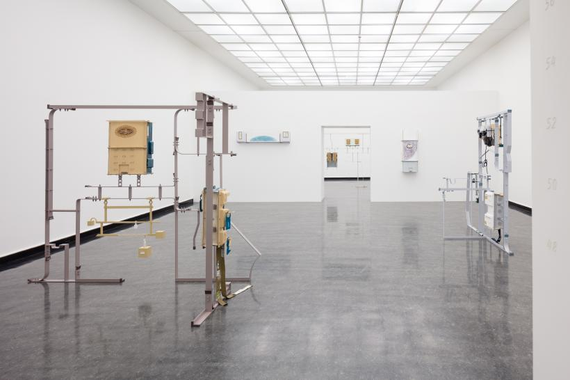 Hot Cottons, Installation view