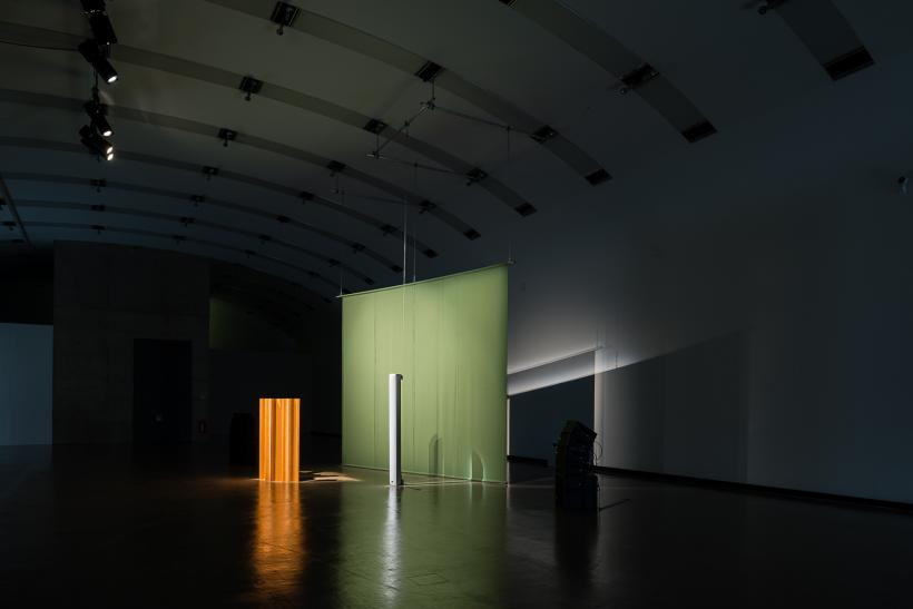 Installation view: Hallucination, Perspective, Synthesis