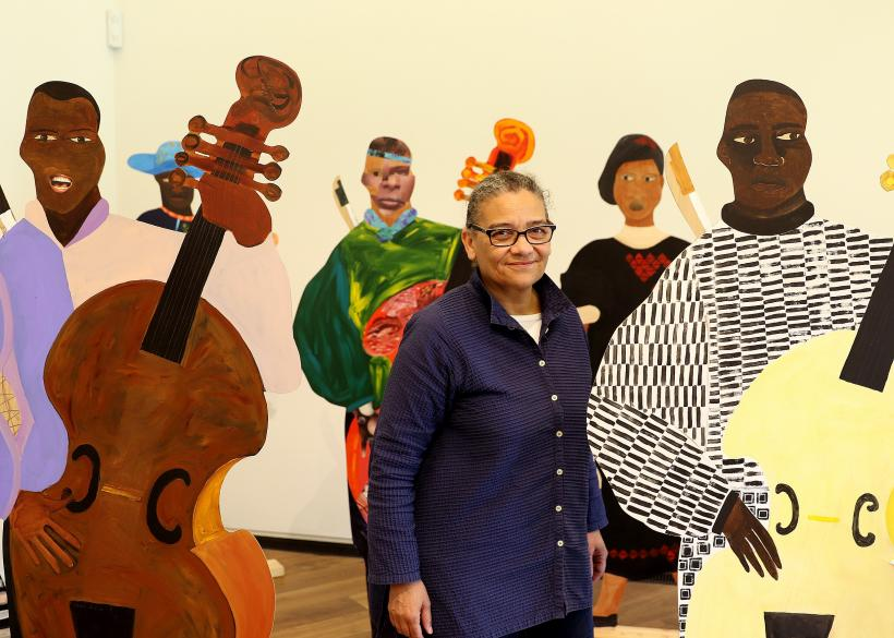 Lubaina HImid, Firstsite