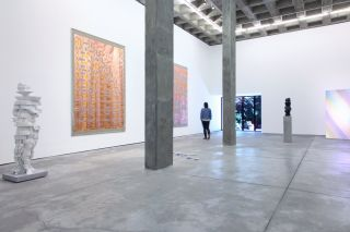 Installation view, Compression Loss