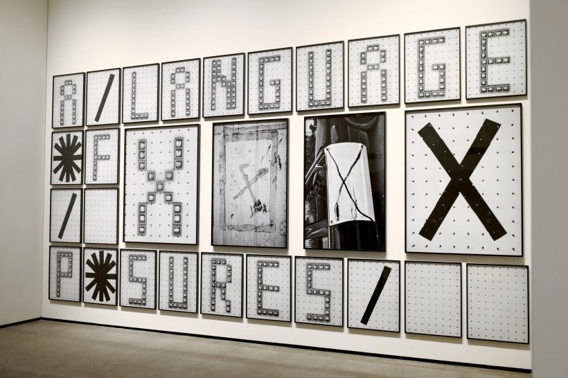 A.L.N.G.U.E.*.F.X.P.S.R, 2011 (from the Electric Comma Series, 2011-2013)