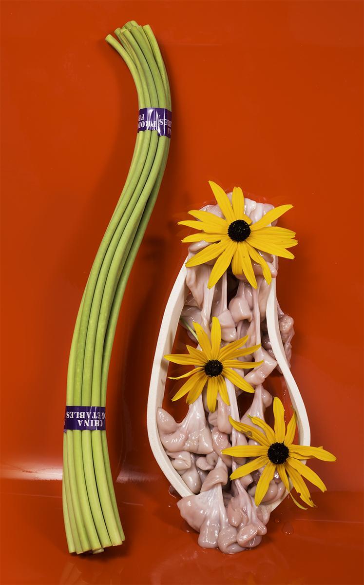 Happy Like Doris Day (with garlic)